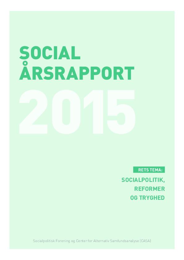 Social-Årsrapport-2015