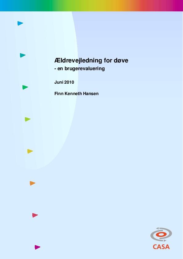 Ældrevejledning-for-døve-en-brugerevaluering-2010